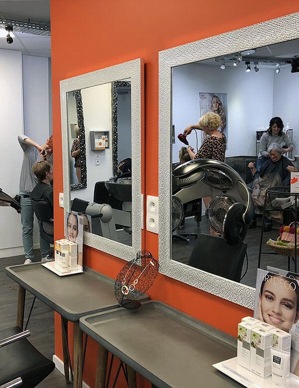 Coupe de cheveux au salon Rewellatif de Pouilley-Les-Vignes dans le Doubs - Centre commercial Super U #5