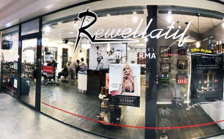 Localiser le Salon de coiffure REWELLATIF